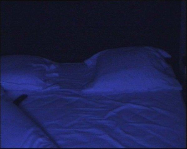 Steve McQueen,Illuminer, 2001, Video still