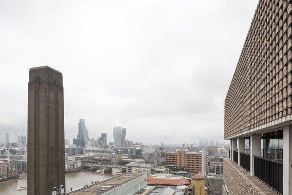 Viewing Level At Tate Modern Tate