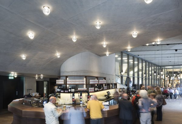 Terrace Bar At Tate Modern