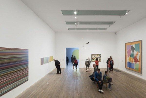 Room Two Start Display Display At Tate Modern Tate