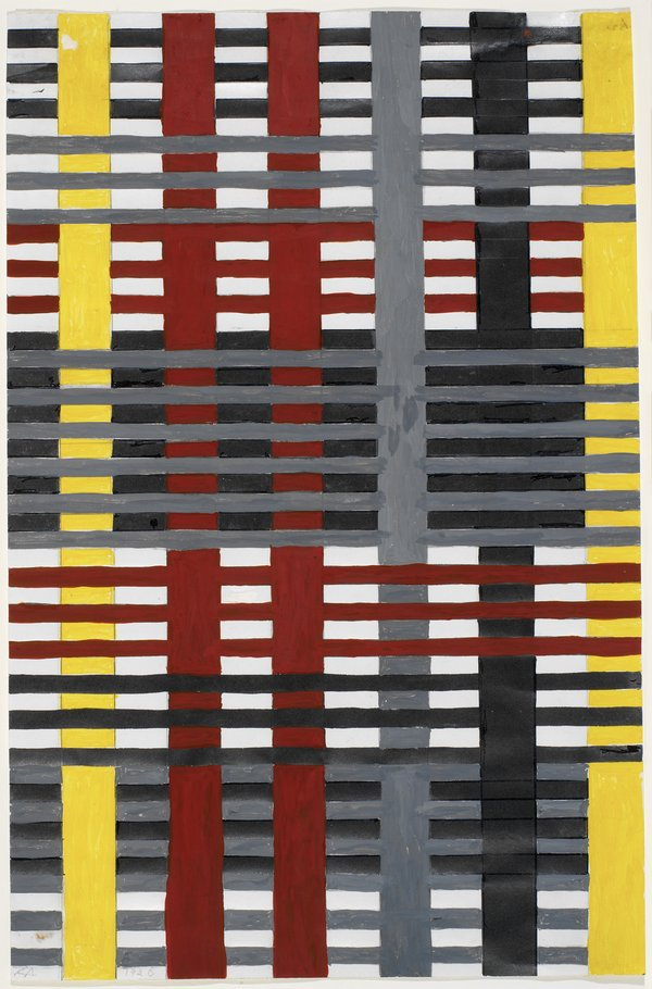 Anni Albers Exhibition At Tate Modern Tate