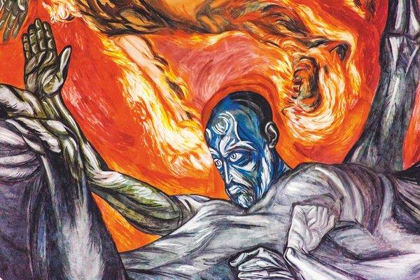 Unsung Heroes: José Clemente Orozco – Tate Etc | Tate