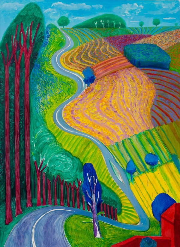 Favori David Hockney – Exhibition at Tate Britain | Tate PE46