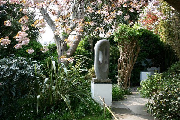 Tate St Ives Barbara Hepworth Museum and Sculpture Garde Tate Gallery St Ives