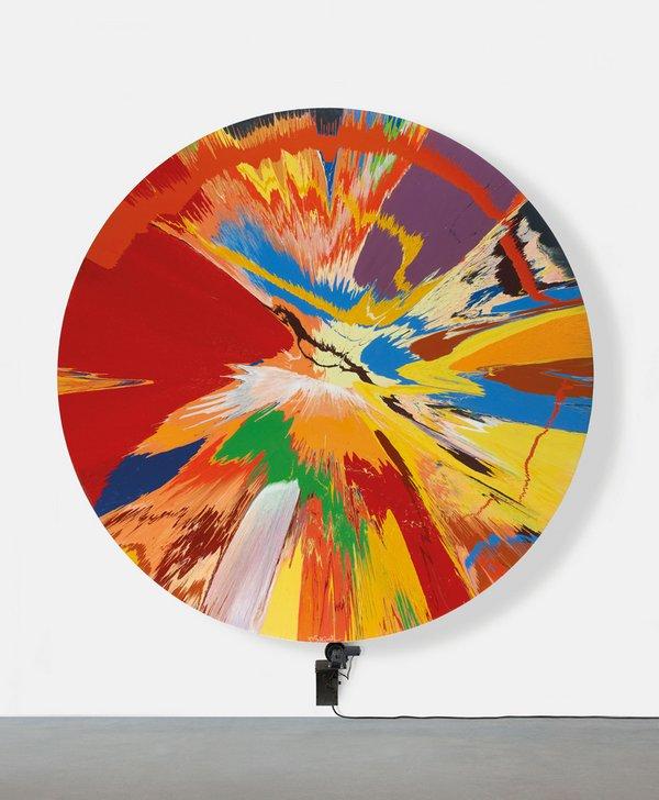 Damien Hirst - Exhibition at Tate Modern | Tate