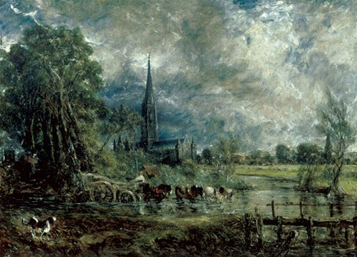 Constable The Great Landscapes Room 6 Tate