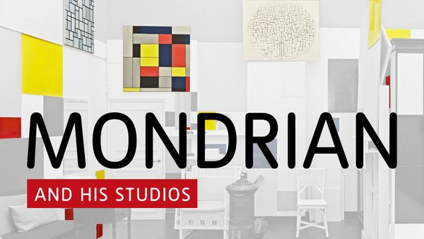 Mondrian and his Studios – Exhibition at Tate Liverpool | Tate