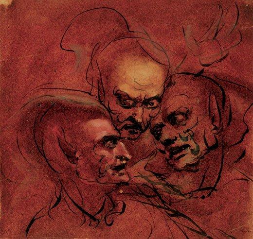 Gothic Nightmares: Fuseli, Blake and the Romantic Imagination: Room