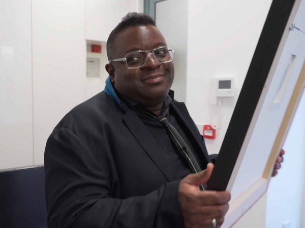 Isaac Julien: 'I'm interested in poetry' – Interview | Tate