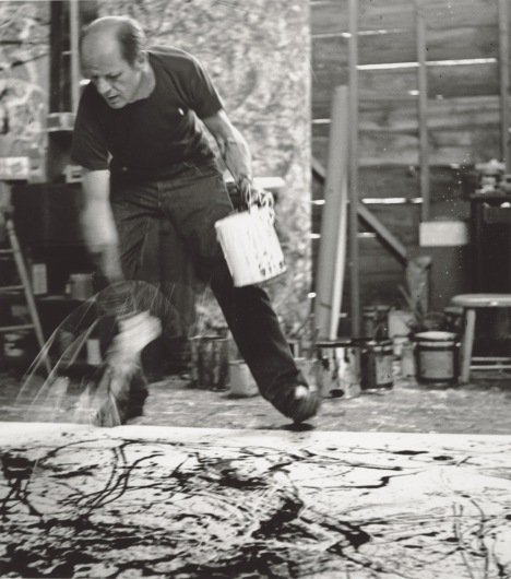 Who is Jackson Pollock? – Who Are They?   Tate Kids