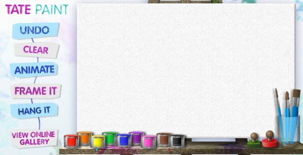 Tate Paint – Game | Tate Kids