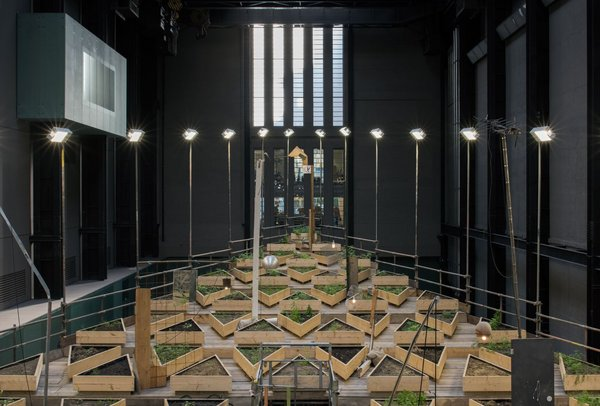 Turbine Hall At Tate Modern Tate