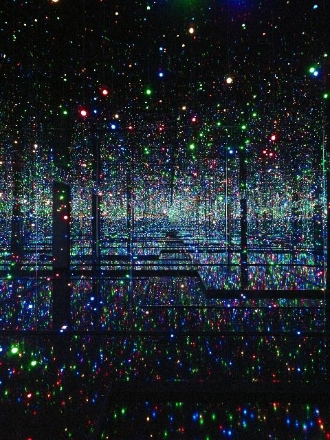 Yayoi Kusama: Infinity Rooms – Exhibition at Tate Modern | Tate