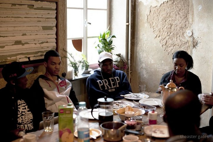 Theaster Gates, Youth Dinner, 2012, Photo: Malin Bernalt