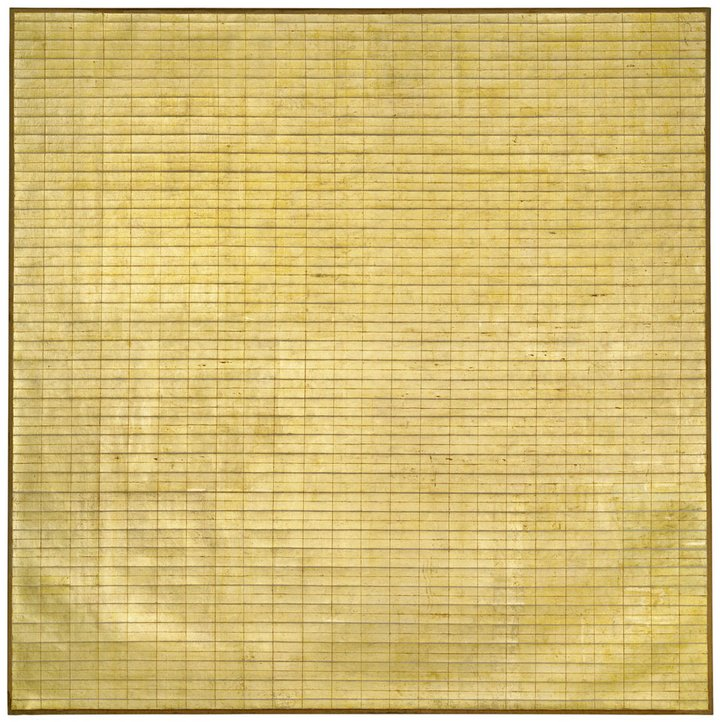 Who Is Agnes Martin Tate