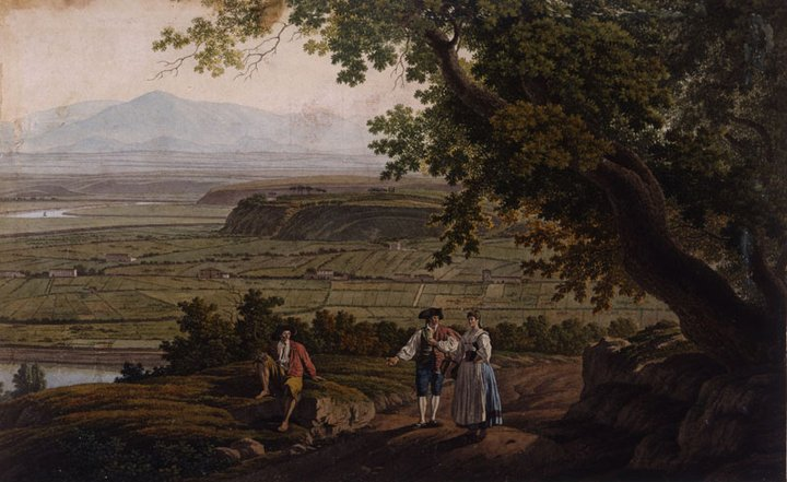The Roman Campagna Revisited Art Environment Tate Papers Tate