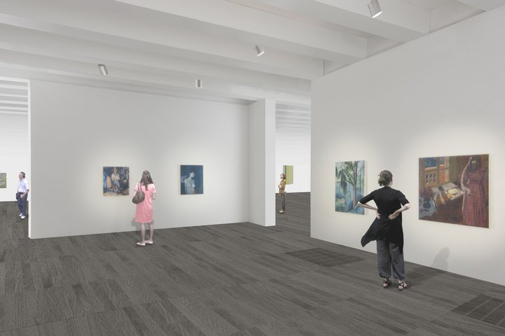 Art Gallery Spaces Tate