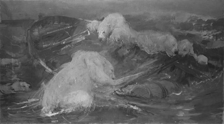 The Arctic Fantasies of Edwin Landseer and Briton Riviere: Polar