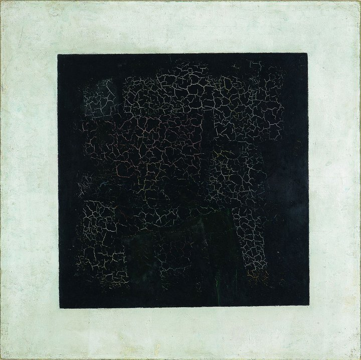 Kazimir Malevich Black Square 1913 © State Tretyakov Gallery, Moscow