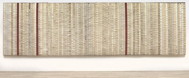 Theaster Gates, Civil Tapestry 4, 2011, © Theaster Gates