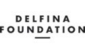 Logo for the Delfina Foundation