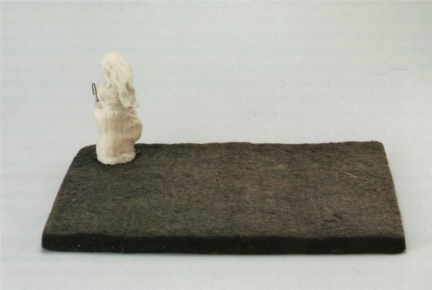 Fig.2 Joseph Beuys, Eurasians 1958