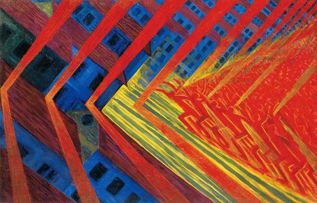 Futurism Exhibition At Tate Modern Tate